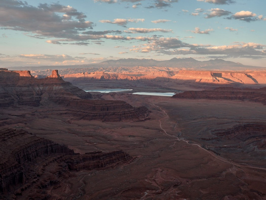 Canyonland NP off-road 4x4